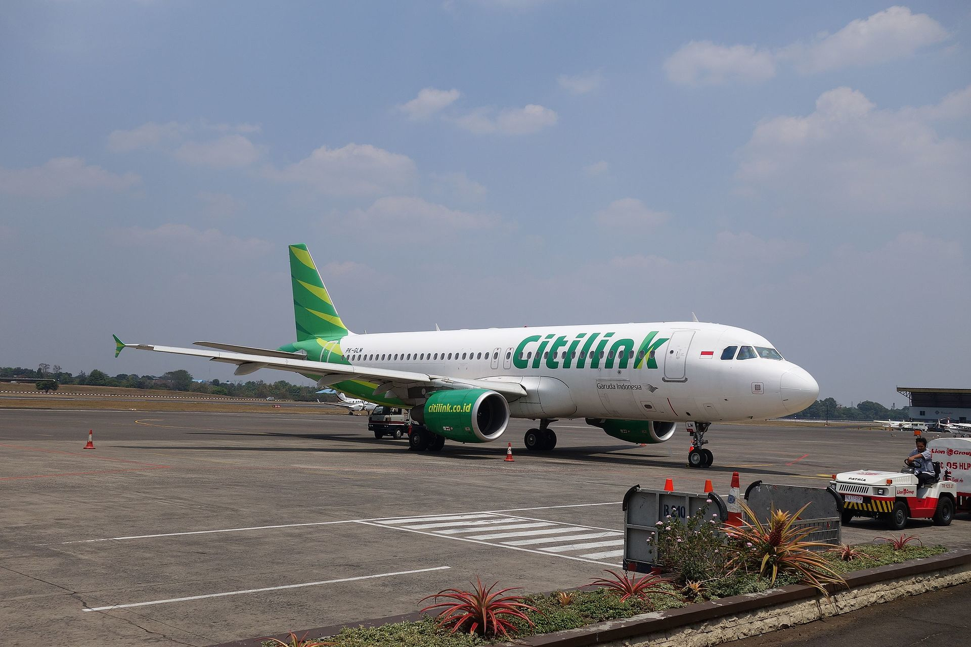 Citilink_at_halim_airport